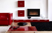Burley Langham Wallhanging Electric Fire