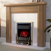Valor Belvoir Slimline Dimension Electric Fire