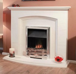 Newman Sol Fireplace