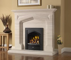 PureGlow Harvington fireplace
