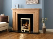 PureGlow Hanley Wooden Surround