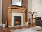Celsi Electriflame Oxford Hearth Mounted