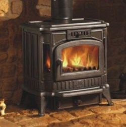 Broseley Winchester Multi-fuel Stove