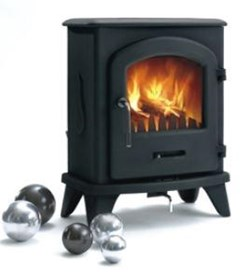 Broseley Serrano 3 Multi-fuel Stove