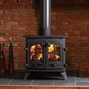 Yeoman Devon - Double Sided, Double depth woodburning stove