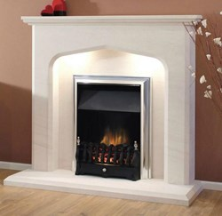 "Newman Viana Fireplace 42"" or 48"""