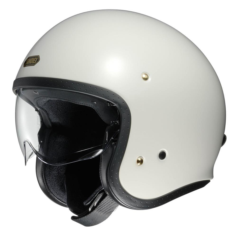 shoei j o helmet solid off white online motorcycle accessories australia scm. Black Bedroom Furniture Sets. Home Design Ideas