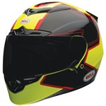(CLEARANCE SALE) - Bell RS-1 Crank Helmet - Black/Yellow