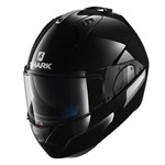Shark EVO-ONE ECE Helmet - Blank Gloss Black
