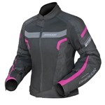 (CLEARANCE SALE) - Dririder Air Ride 3 Women's Jacket -Black Pink