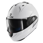 Shark EVO-ONE ECE Helmet - Blank Gloss White