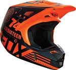 FOX 2016 V2 UNION HELMET - ORANGE