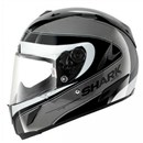 (CLEARANCE SALE) - Shark RACE-R Optigon Grey (LARGE ONLY)