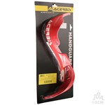 ACERBIS RALLY PRO GUARDS RED **WITH MOUNTING KIT**