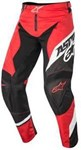 (CLEARANCE SALE) - Alpinestars 2016 RACER SUPERMATIC PANTS - RED/WHITE