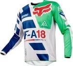 FOX 2018 180 SAYAK YOUTH JERSEY - GREEN