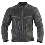 RST Roadster Classic Leather Jacket - Distressed Black