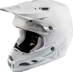 FLY RACING 2019 F2 CARBON HELMET - WHITE