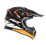RXT 707 EDGE HELMET - ORANGE