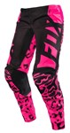 (CLEARANCE SALE) - FOX 2016 GIRLS 180 PANTS - BLACK/PINK