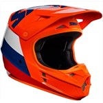 Shift 2017 Whit3 Tarmac MX Helmet - Orange