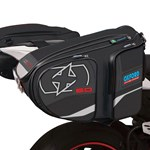 OXFORD X60 PANNIERS 60 LITRE (SOLD AS A PAIR) - BLACK