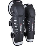 FOX 2018 TITAN RACE KNEE / SHIN GUARDS