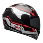 Bell Qualifier Torque ECE Helmet - Black/Red