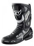 Berik 2.0 GPX Mens Leather Boots - Black/White