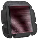 K&N AIR FILTER SUZUKI DL650 04-13 and DL1000 V-STROM 02-12