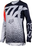 FOX 2018 KIDS 180 JERSEY - GREY/ORANGE