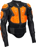FOX 2018 TITAN SPORT JACKET - BLACK/ORANGE