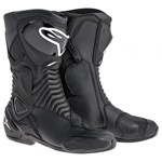(CLEARANCE) Alpinestars SMX-6 BOOTS - BLACK