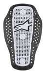 ALPINESTARS NUCLEON KR-1I BLACK/WHITE BACK PROTECTOR INSERT