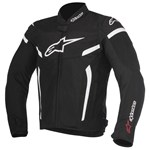 Alpinestars T-GP Plus R v2 Air Jacket - Black White
