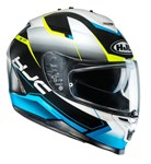 HJC IS-17 HELMET LOKTAR MC-2