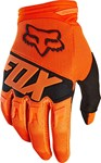 FOX 2018 DIRTPAW RACE YOUTH GLOVES - ORANGE