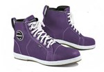 Dririder IRide 2 LADIES Leather Boots - DELICIOUS PURPLE