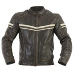 RST Roadster Classic Leather Jacket - Distressed Brown