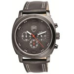 (CLEARANCE SALE) - Ducati Chrono Total Black Watch