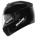 (CLEARANCE SALE) - Shark Speed-R Series 2 Helmet - Blank Black