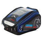 (CLEARANCE) OXFORD X30 QUICK RELEASE TANK BAG - BLUE