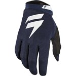 (CLEARANCE) 2018 SHIFT WHIT3 LABEL MX AIR GLOVE - NAVY
