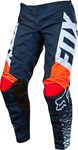 FOX 2018 GIRLS 180 PANTS - GREY/ORANGE