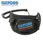 (CLEARANCE SALE) - OXFORD Holster Essential Helmet Accessory Belt - Black