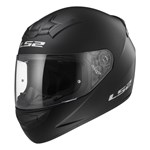 (CLEARANCE) LS2 ROOKIE FF352 ECE HELMET - MATT BLACK