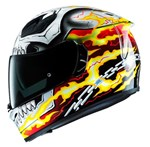 (CLEARANCE) HJC FG-ST ECE MARVEL HELMET GHOST RIDER MC-1