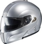 (CLEARANCE) HJC IS-MAX BT SILVER