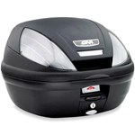 GIVI E370 TECH MONOLOCK TOPBOX AND PLATE