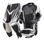 MSR Phantom Men's Pant, Jersey and Glove Combo Black